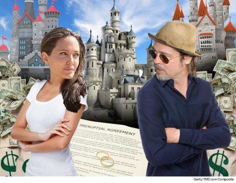 Brad Pitt mung tui lan dau duoc gap con sau 'bao' ly hon - Anh 2