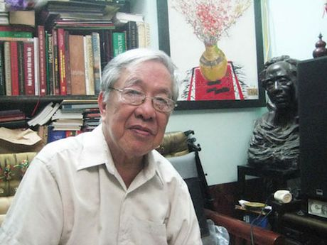 Nhac si 'Ha Noi mot trai tim hong' - Nguyen Duc Toan tu tran o tuoi 87 - Anh 1