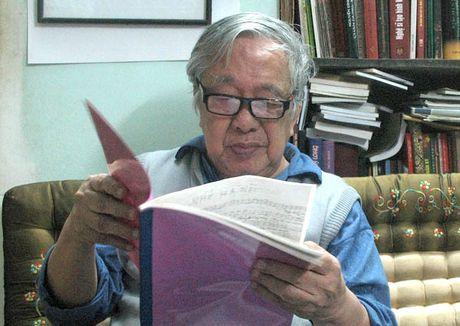 Nhac si 'Ha Noi mot trai tim hong' - Nguyen Duc Toan tu tran o tuoi 87 - Anh 2