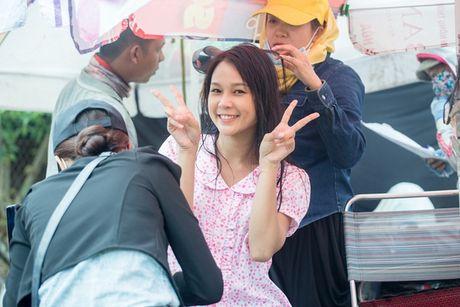 """Tinh cu"" cua Nha Phuong ket doi cung hot girl Sam - Anh 7"