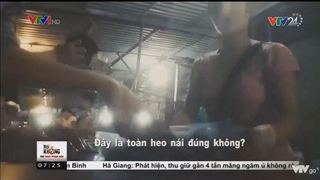 "Tiet lo cua tieu thuong ""phu phep"" thit lon nai thanh thit bo khien chi em noi tro noi da ga - Anh 2"