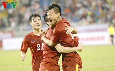 Clip DT Viet Nam 5-2 Trieu Tien: Ngat ngay voi sieu pham - Anh 1