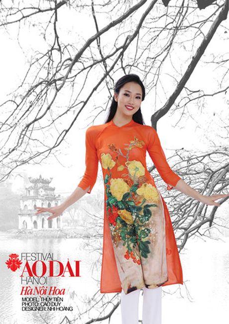 Festival Ao dai Ha Noi 2016: Nhieu hoat dong hua hen hap dan du khach - Anh 10