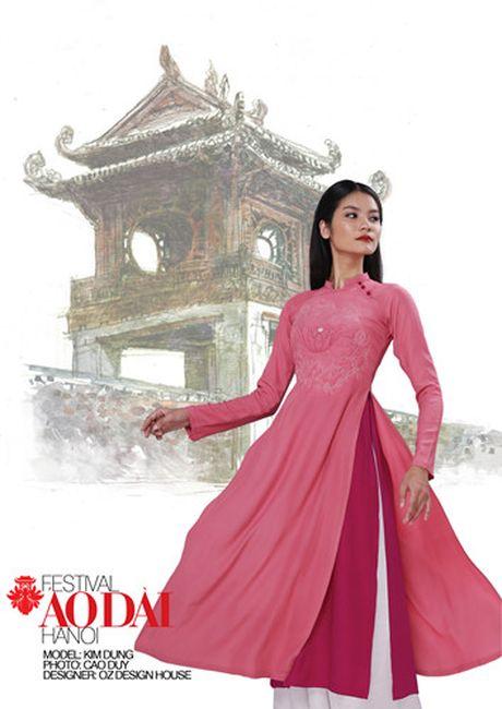 Festival Ao dai Ha Noi 2016: Nhieu hoat dong hua hen hap dan du khach - Anh 11