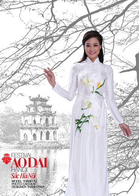 Festival Ao dai Ha Noi 2016: Nhieu hoat dong hua hen hap dan du khach - Anh 13