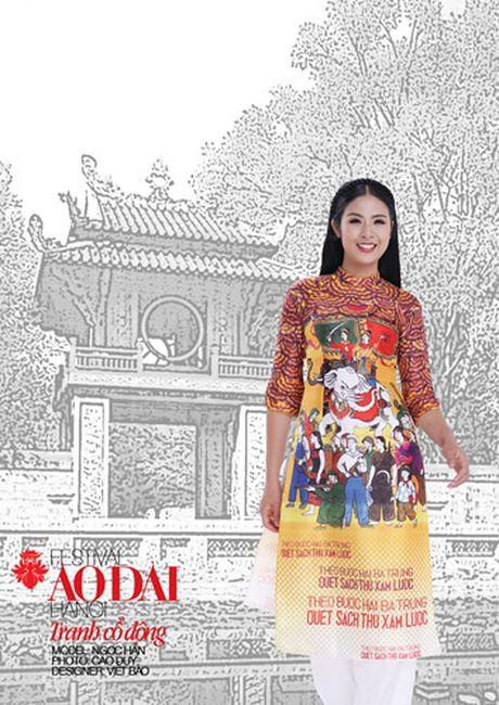 Festival Ao dai Ha Noi 2016: Nhieu hoat dong hua hen hap dan du khach - Anh 14