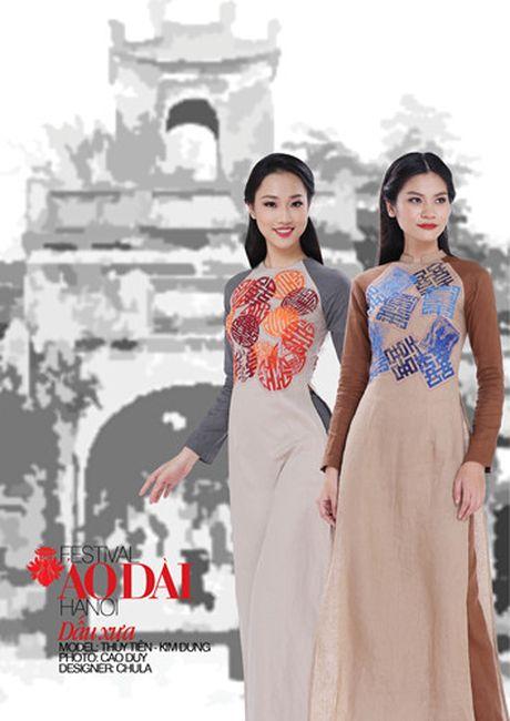 Festival Ao dai Ha Noi 2016: Nhieu hoat dong hua hen hap dan du khach - Anh 9