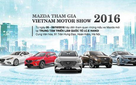 Nhieu mau xe Mazda moi 'do bo' vao VMS 2016 - Anh 11