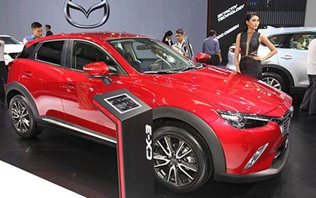 Nhieu mau xe Mazda moi 'do bo' vao VMS 2016 - Anh 2