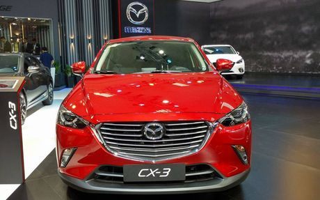 Nhieu mau xe Mazda moi 'do bo' vao VMS 2016 - Anh 4