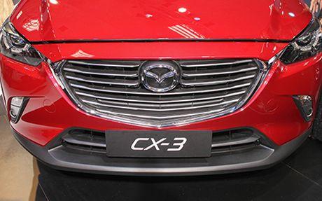 Nhieu mau xe Mazda moi 'do bo' vao VMS 2016 - Anh 5