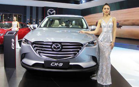 Nhieu mau xe Mazda moi 'do bo' vao VMS 2016 - Anh 6