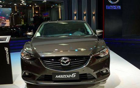 Nhieu mau xe Mazda moi 'do bo' vao VMS 2016 - Anh 8