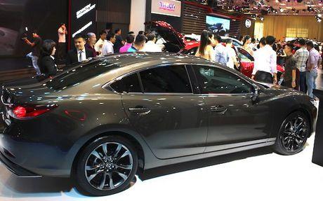 Nhieu mau xe Mazda moi 'do bo' vao VMS 2016 - Anh 9