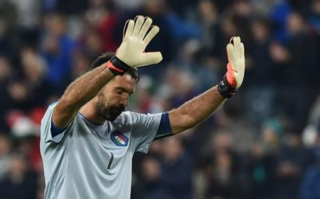 Clip: Sai lầm ngớ ngẩn của Buffon ở trận Italia 1-1 Tây Ban Nha