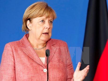 Thu tuong Duc Angela Merkel sap tham chinh thuc 3 nuoc chau Phi - Anh 1