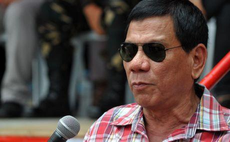 Tong thong Philippines se tiep tuc manh tay chong toi pham ma tuy - Anh 1