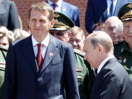 Putin da chuan bi day du de hoi sinh KGB - Anh 1