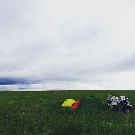 Nam thanh nien vuot 18.000 km den Duc bang Honda Super Cub - Anh 13