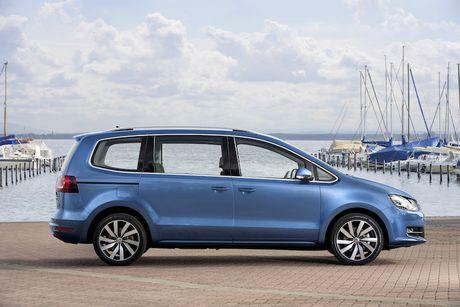 Volkswagen Sharan sap ve Viet Nam 'dau' Honda Odyssey - Anh 3