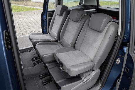 Volkswagen Sharan sap ve Viet Nam 'dau' Honda Odyssey - Anh 6
