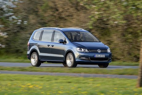 Volkswagen Sharan sap ve Viet Nam 'dau' Honda Odyssey - Anh 9