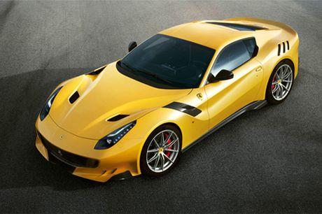 Sieu xe Ferrari F12tdf chay 6000km 'thet gia' 23 ty - Anh 3
