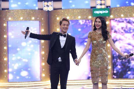Thuy Tien tai hop Dang Khoi the hien ban hit dinh dam - Anh 1