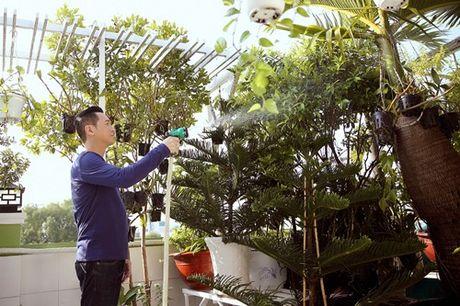 Ben trong khong gian song sang trong cua Nguyen Hung tai VN - Anh 12