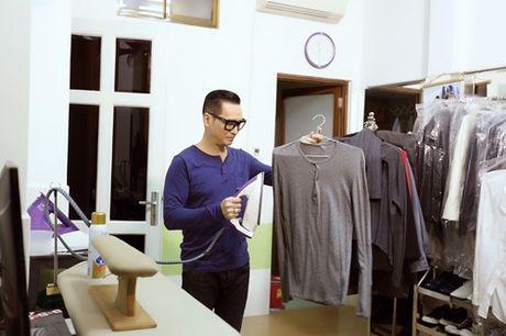 Ben trong khong gian song sang trong cua Nguyen Hung tai VN - Anh 9