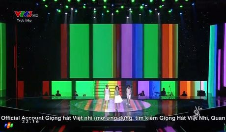 Giong hat Viet nhi 2016 liveshow 4: Giong ca ngoai Chiara bat ngo bi loai - Anh 19