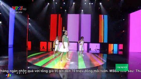 Giong hat Viet nhi 2016 liveshow 4: Giong ca ngoai Chiara bat ngo bi loai - Anh 20