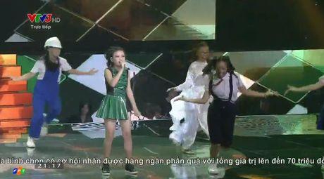 Giong hat Viet nhi 2016 liveshow 4: Giong ca ngoai Chiara bat ngo bi loai - Anh 3