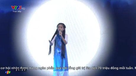 Giong hat Viet nhi 2016 liveshow 4: Giong ca ngoai Chiara bat ngo bi loai - Anh 6