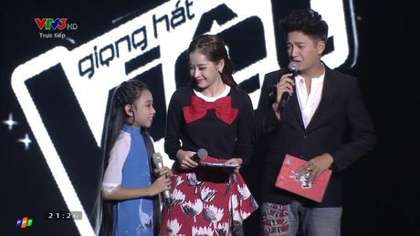 Giong hat Viet nhi 2016 liveshow 4: Giong ca ngoai Chiara bat ngo bi loai - Anh 7
