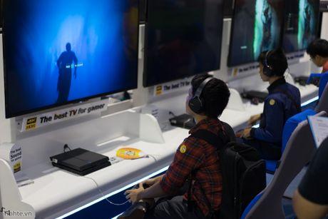 Nhung yeu to ban can quan tam khi dung TV de choi game console PS4 hay Xbox One - Anh 2