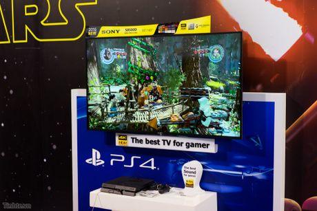 Nhung yeu to ban can quan tam khi dung TV de choi game console PS4 hay Xbox One - Anh 4