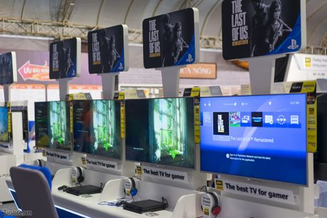 Nhung yeu to ban can quan tam khi dung TV de choi game console PS4 hay Xbox One - Anh 5