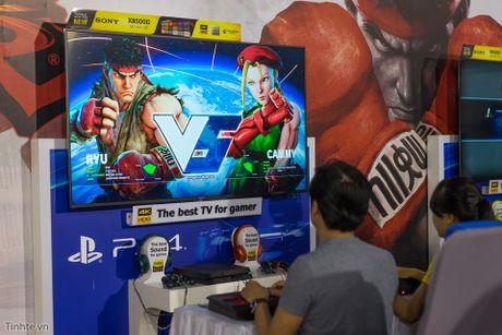 Nhung yeu to ban can quan tam khi dung TV de choi game console PS4 hay Xbox One - Anh 7