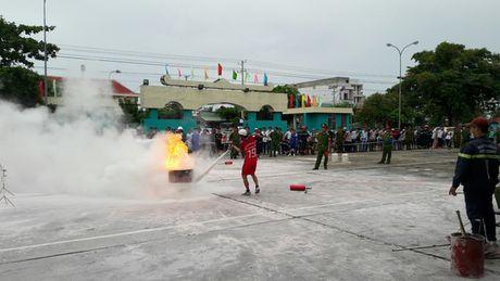 Kien Giang thiet hai 24 ti dong do chay - Anh 2