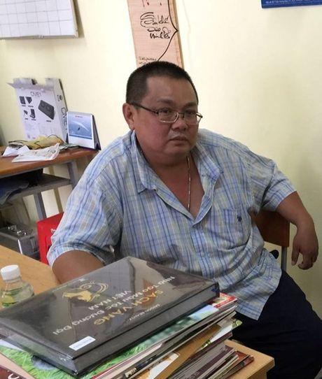 Thuc hu chuyen Minh Beo da tu tu trong tu - Anh 1