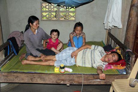Thuong tam: Cau be lop 7 o Thanh Hoa viet don xin thoi hoc vi nha het gao - Anh 1