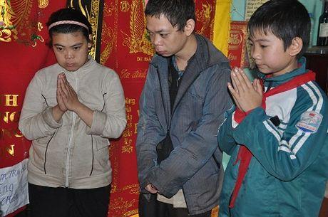 Thuong tam: Cau be lop 7 o Thanh Hoa viet don xin thoi hoc vi nha het gao - Anh 5