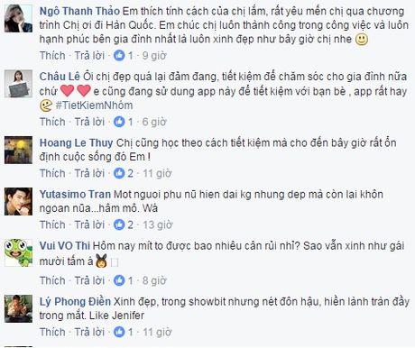 Jennifer Pham chia se dieu la lung du lam dau nha danh gia vong toc - Anh 2