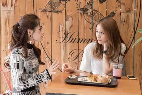 Ji-yeon (T-ara) om ap Chi Pu va muon dong phim tai Viet Nam - Anh 1