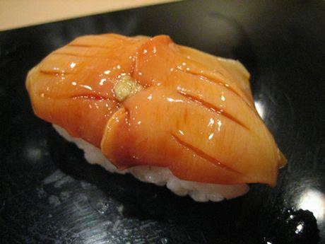 Tiem sushi chi co 10 ghe ma Beckham, Obama cung phai xep hang ghe tham - Anh 7