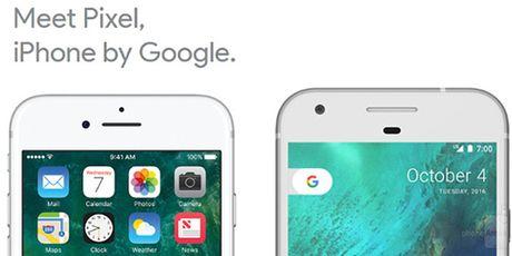 Thoi gian ho tro phan mem cua Google cho Pixel kem xa iPhone - Anh 1