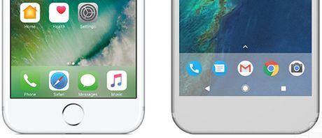 Thoi gian ho tro phan mem cua Google cho Pixel kem xa iPhone - Anh 2