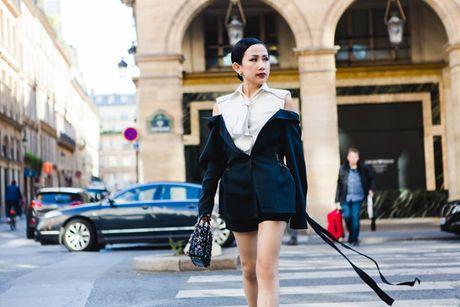 Tram Nguyen bung no trong ngay cuoi Paris Fashion Week - Anh 4