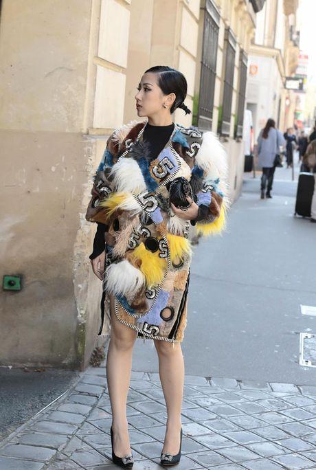 Tram Nguyen bung no trong ngay cuoi Paris Fashion Week - Anh 7